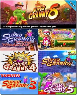 Free Online Super Granny 61