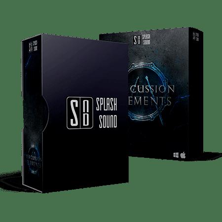 Splash Sound Percussion Elements KONTAKT Library