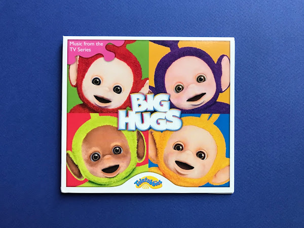 Review & Giveaway: Teletubbies Big Hugs CD