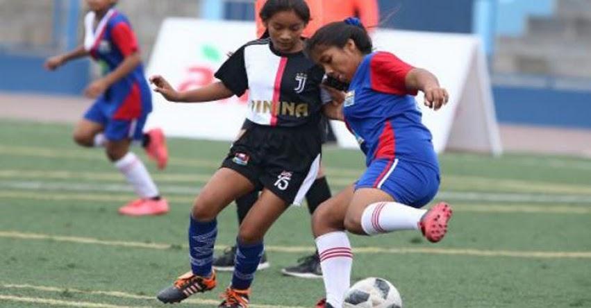 MINEDU: Finales del fútbol femenino serán entre equipos provincianos - www.minedu.gob.pe