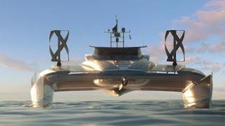 """Marina d'Arechi: arriva il catamarano """"Energy Observer"""""""