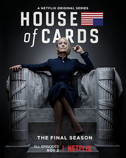 Review – House of Cards: 6ª Temporada
