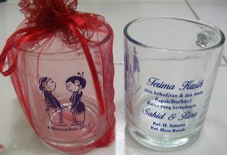 Jual Souvenir Pernikahan di Purwokerto