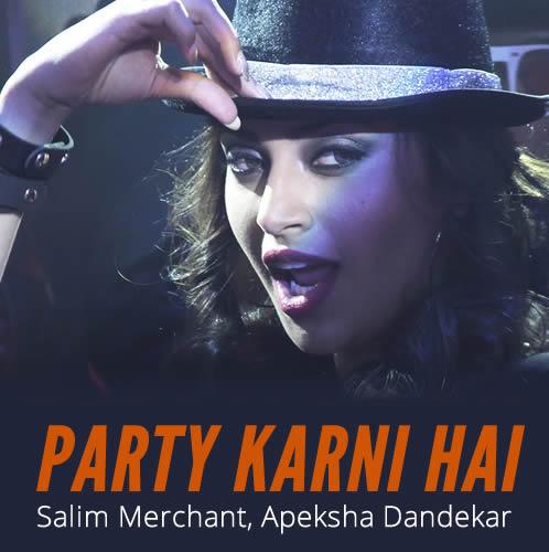 Party Karni Hai Lyrics - Wedding Pullav