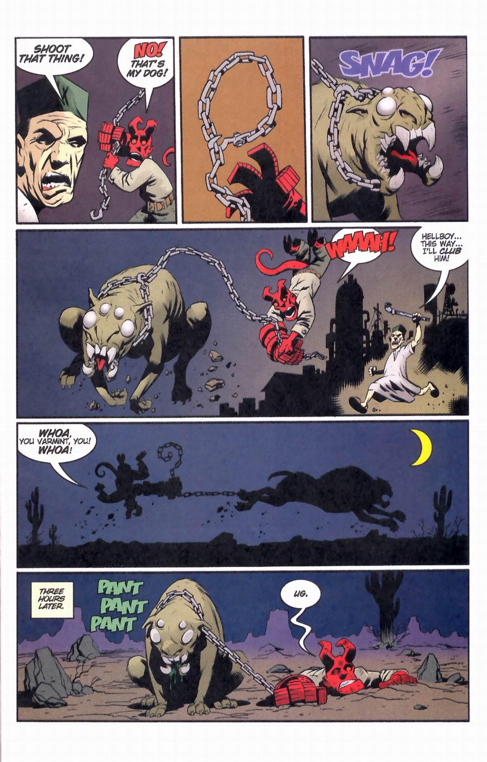 Read online Hellboy: Weird Tales comic -  Issue #2 - 29
