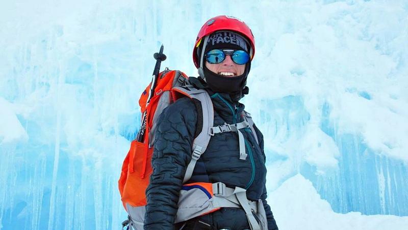 «Άγγιξε» την κορυφή του κόσμου η Κική Τσακαλδήμη - «Higher than Everest» στις καρδιές μας