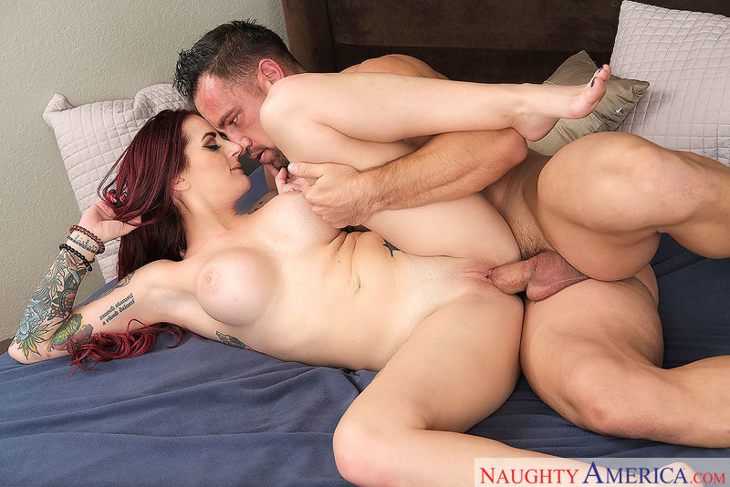 UNCENSORED [naughtyamerica]2017-12-18 My Girlfriend's Busty Friend, AV uncensored
