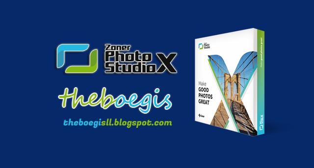 Zoner Photo Studio Pro X