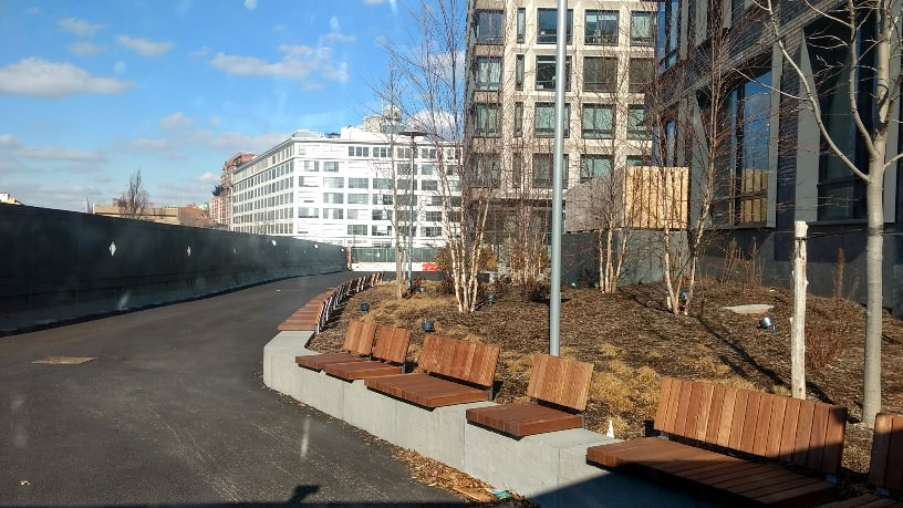 A glimpse of that 550 vanderbilt open space for Pacific park 550 vanderbilt
