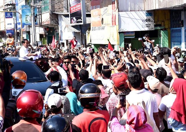 Survei SMI: Pemilih Jokowi yang Lebih Banyak Membelot