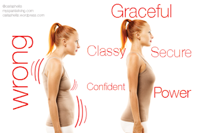 The Importance of Posture in Looking Super