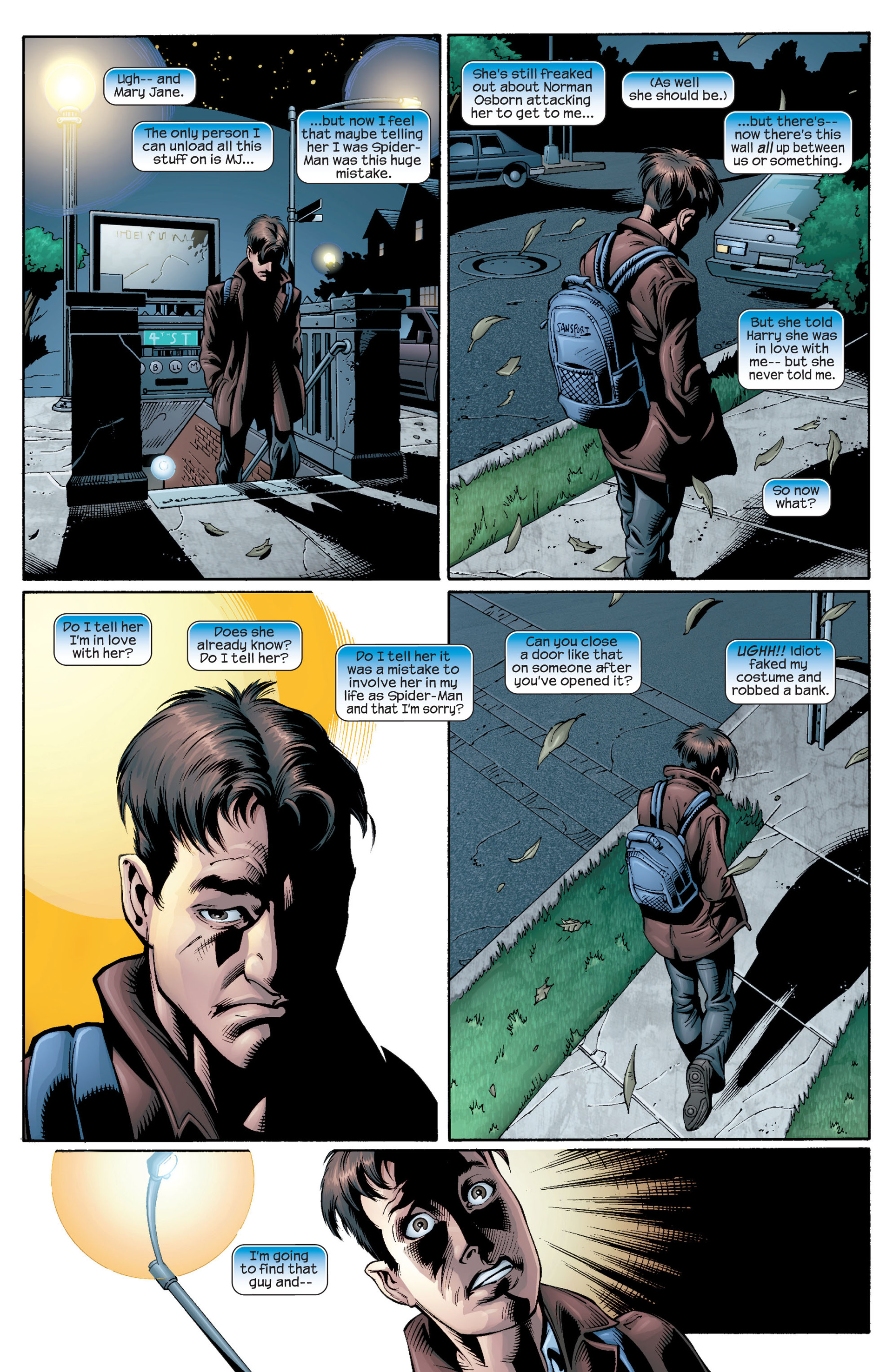 Read online Ultimate Spider-Man (2000) comic -  Issue #29 - 13
