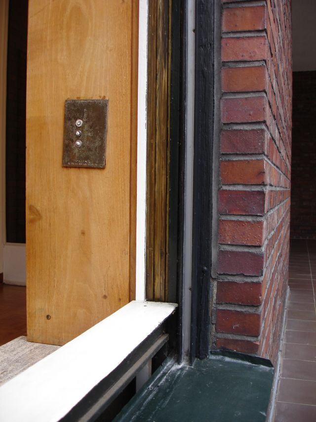 Scissorella Mies Van Der Rohe Inbetriebnahme Der Hebefenster In