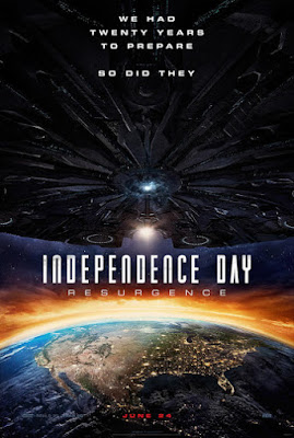 Sinopsis Film Independence Day 2 Resurgence