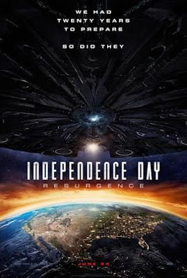 Sinopsis Film Independence Day 2 Resurgence