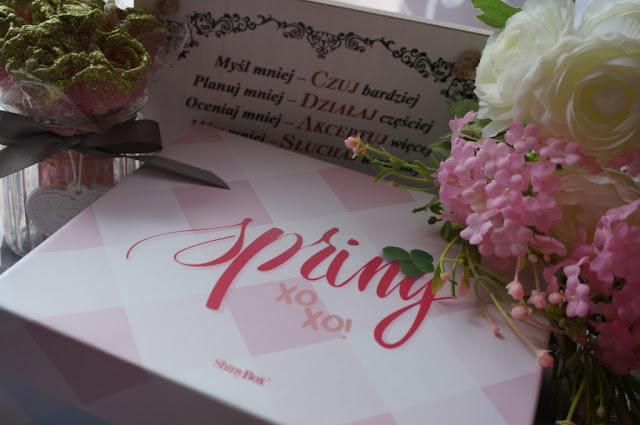Odkryj w sobie wiosnę z ShinyBox spring xo xo!