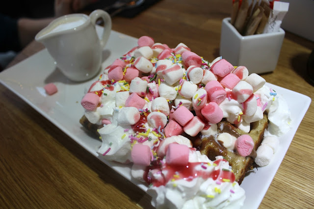 great desserts in bradford