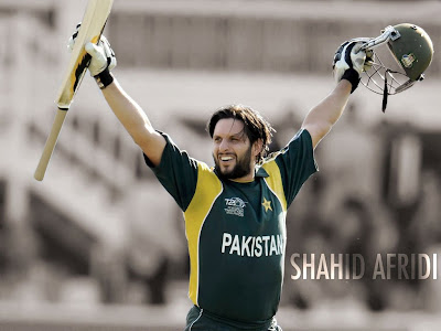Shahid Afridi Normal Resolution HD Wallpaper 13