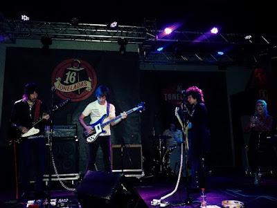 Con Wesley Fuller (Crónica concierto Sala 16 Toneladas, 13-12-2018) 2