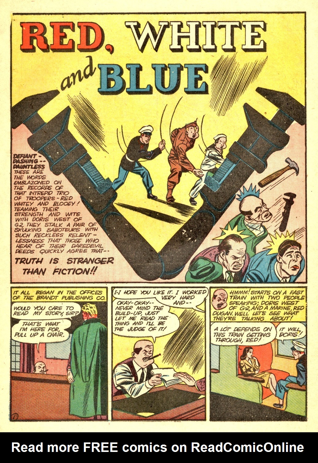 Read online All-American Comics (1939) comic -  Issue #47 - 19