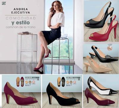 Zapatos de Vestir Andrea ejecutiva