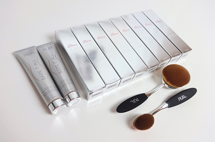PUR cosmetics Bare It All skin perfecting foundation