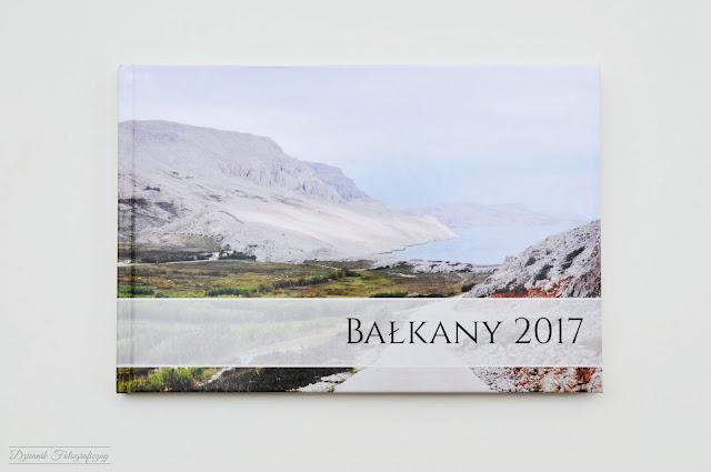 """Fotoksiążka """"Bałkany 2017"""" od Saal Digital - recenzja"""