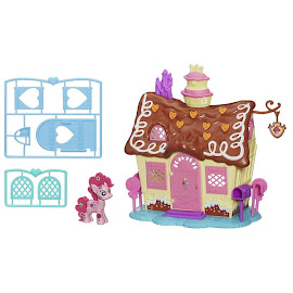 MLP Wave 1 Playset Pinkie Pie Hasbro POP Pony