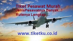 Tiket Pesawat Lebih Murah dari agen lain bisa cross check dengan Agen Lain