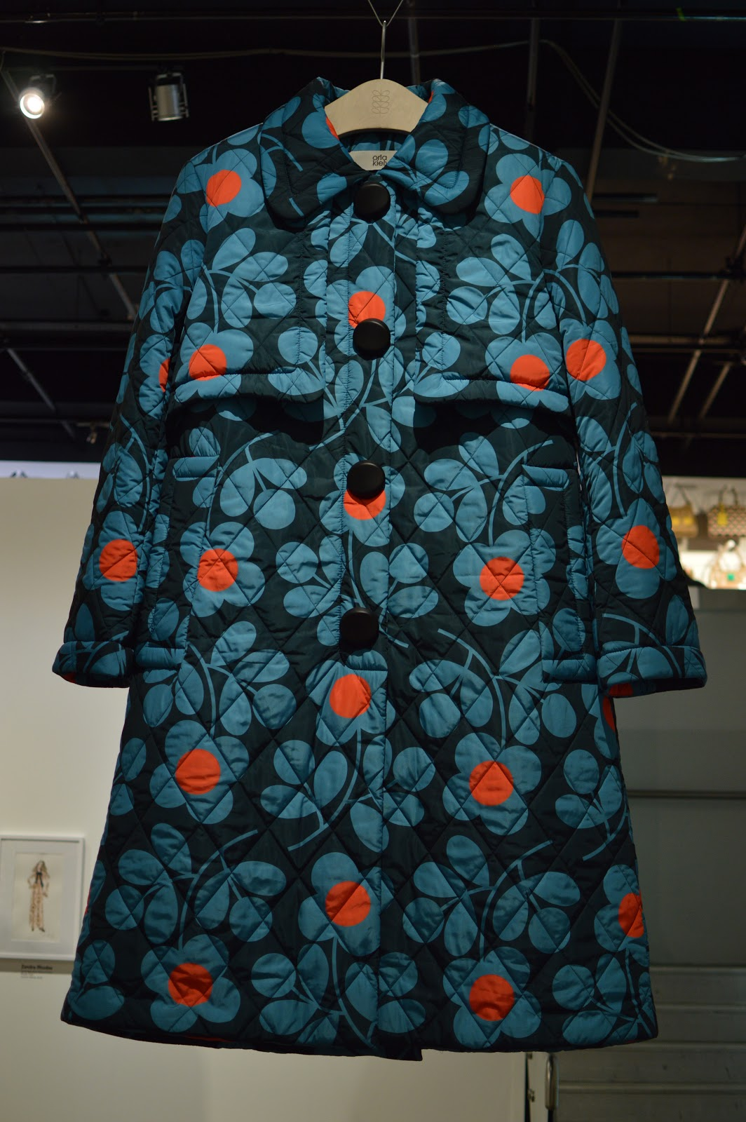 Orla Kiely: A Life in Pattern exhibition at the Fashion and Textile Museum in London