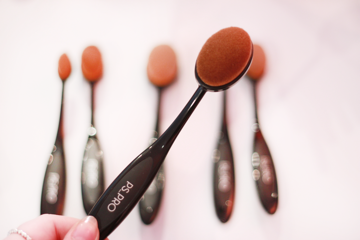 Primark artis brushes dupe
