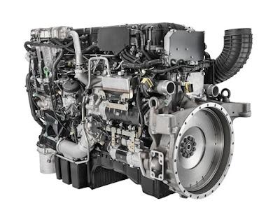 Silnik MAN D3786 LF