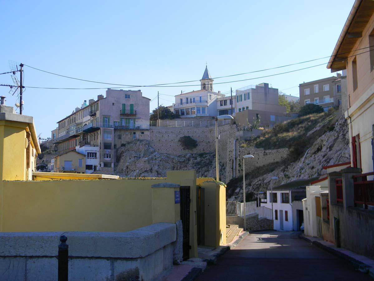 Ruelle Marseille