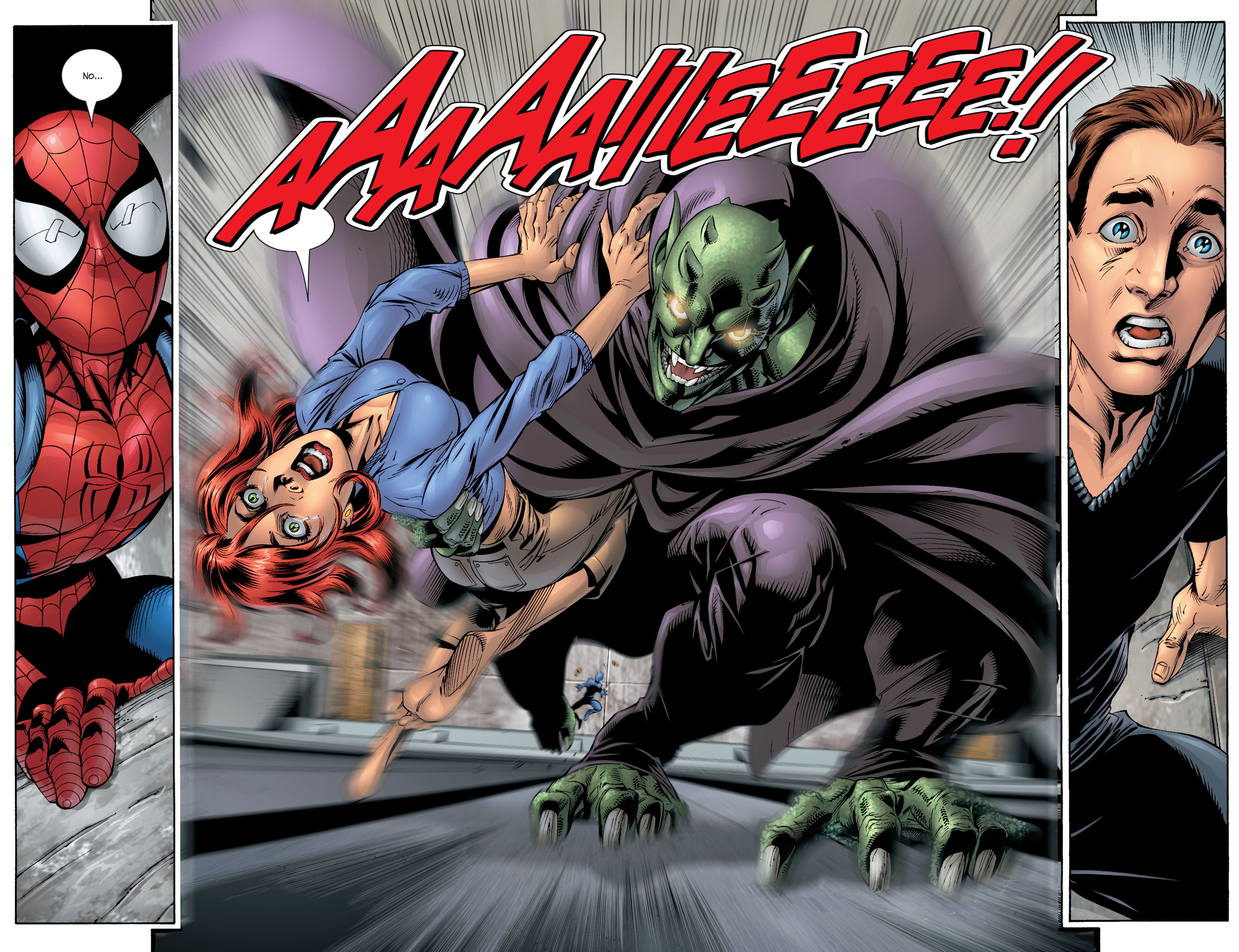Read online Ultimate Spider-Man (2000) comic -  Issue #25 - 3