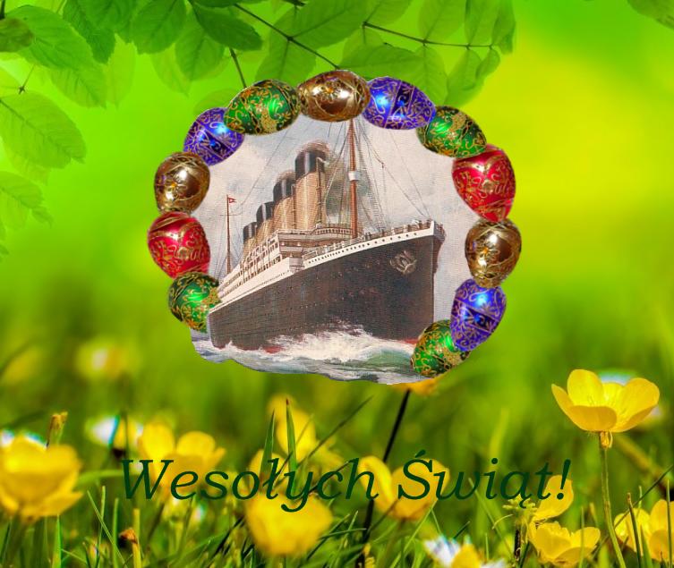 Legenda Titanica święta Wielkanocne 2018