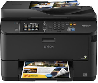 Epson WorkForce Pro WF-4630 Drivers Download