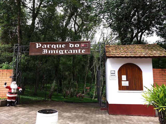parque do imigrante, treze tilias, santa catarina