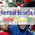 Kembali Berselfie di Fastival Payung 2016