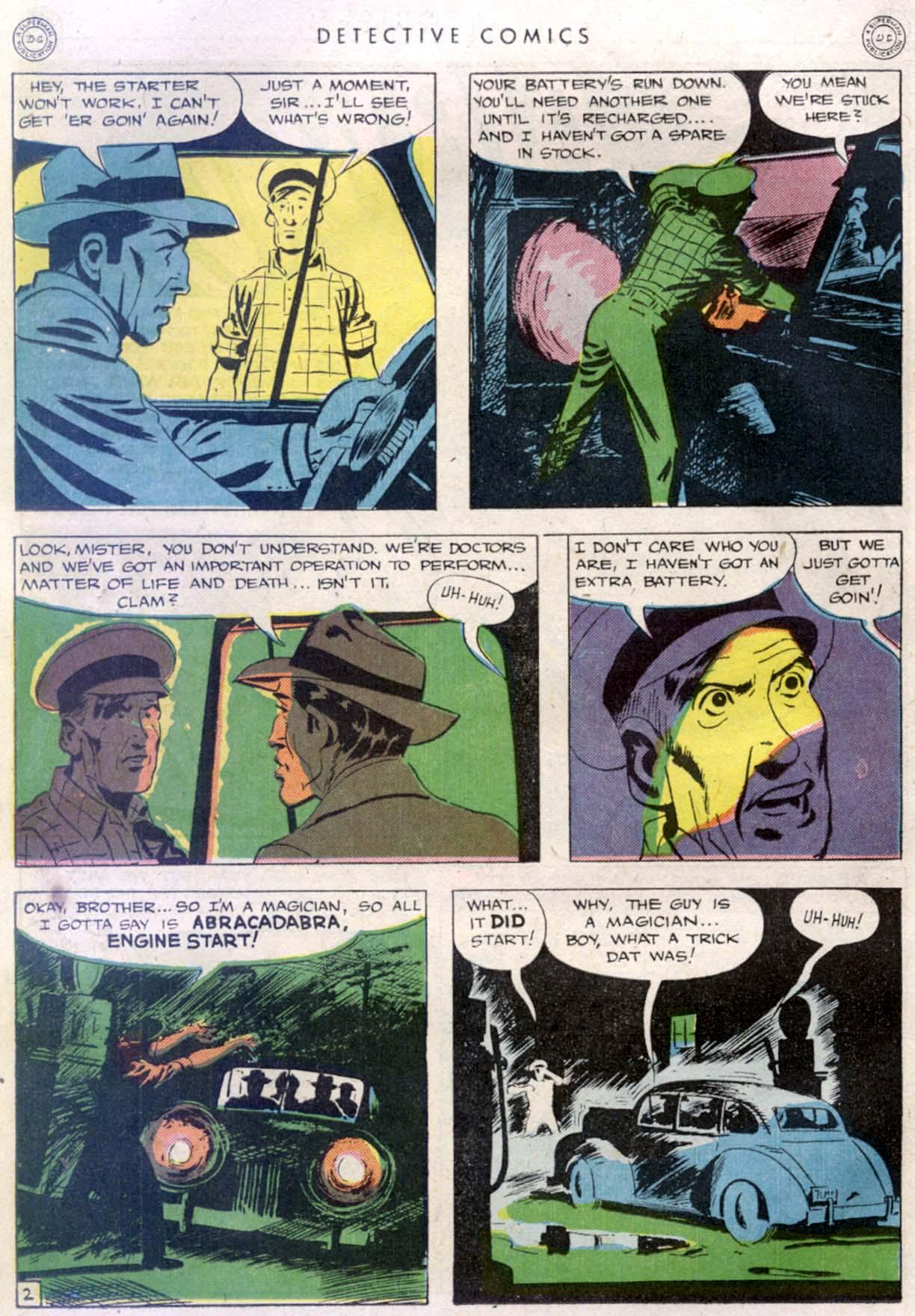 Read online Detective Comics (1937) comic -  Issue #106 - 32