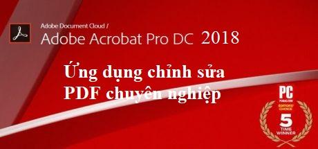 Adobe Acrobat Pro DC 2018.009.20044