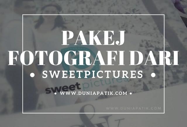 PAKEJ FOTOGRAFI DARI SWEETPICTURES