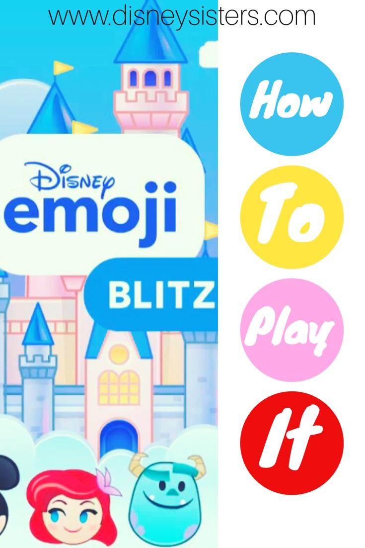 Disney Sisters: Disney Emoji Blitz: Our New Favorite Disney App