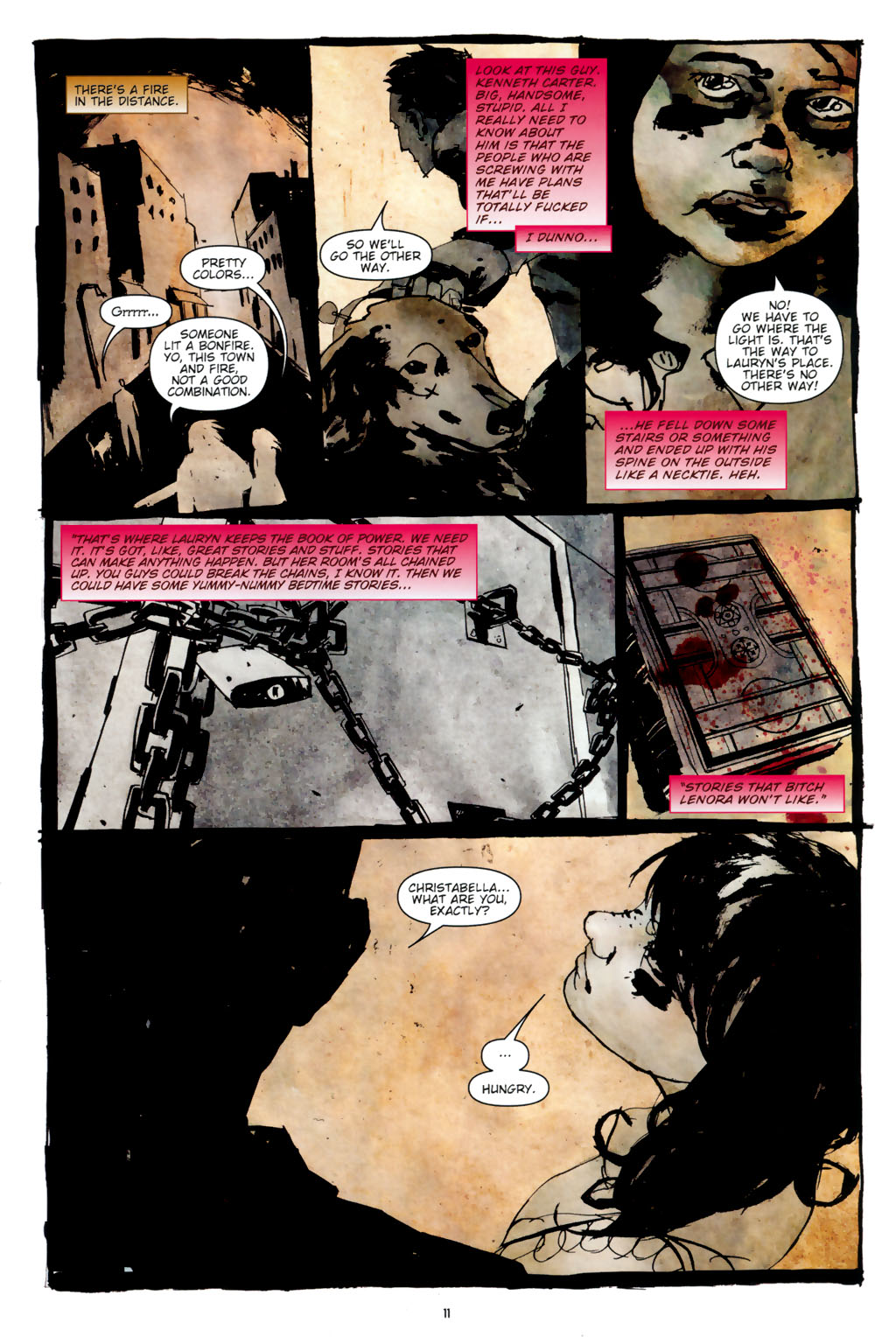 Read online Silent Hill: Dead/Alive comic -  Issue #3 - 13