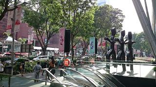 Paragon Shopping Mall Singapore