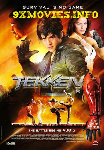 Tekken 2010 Dual Audio Hindi Bluray Movie Download