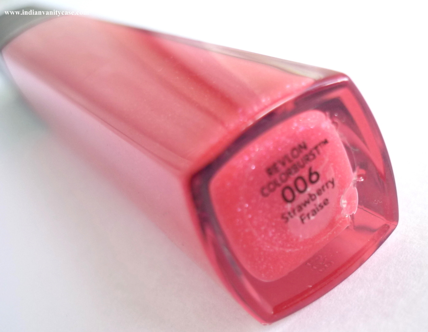 Indian Vanity Case: Revlon Colorburst Lipgloss Strawberry ...