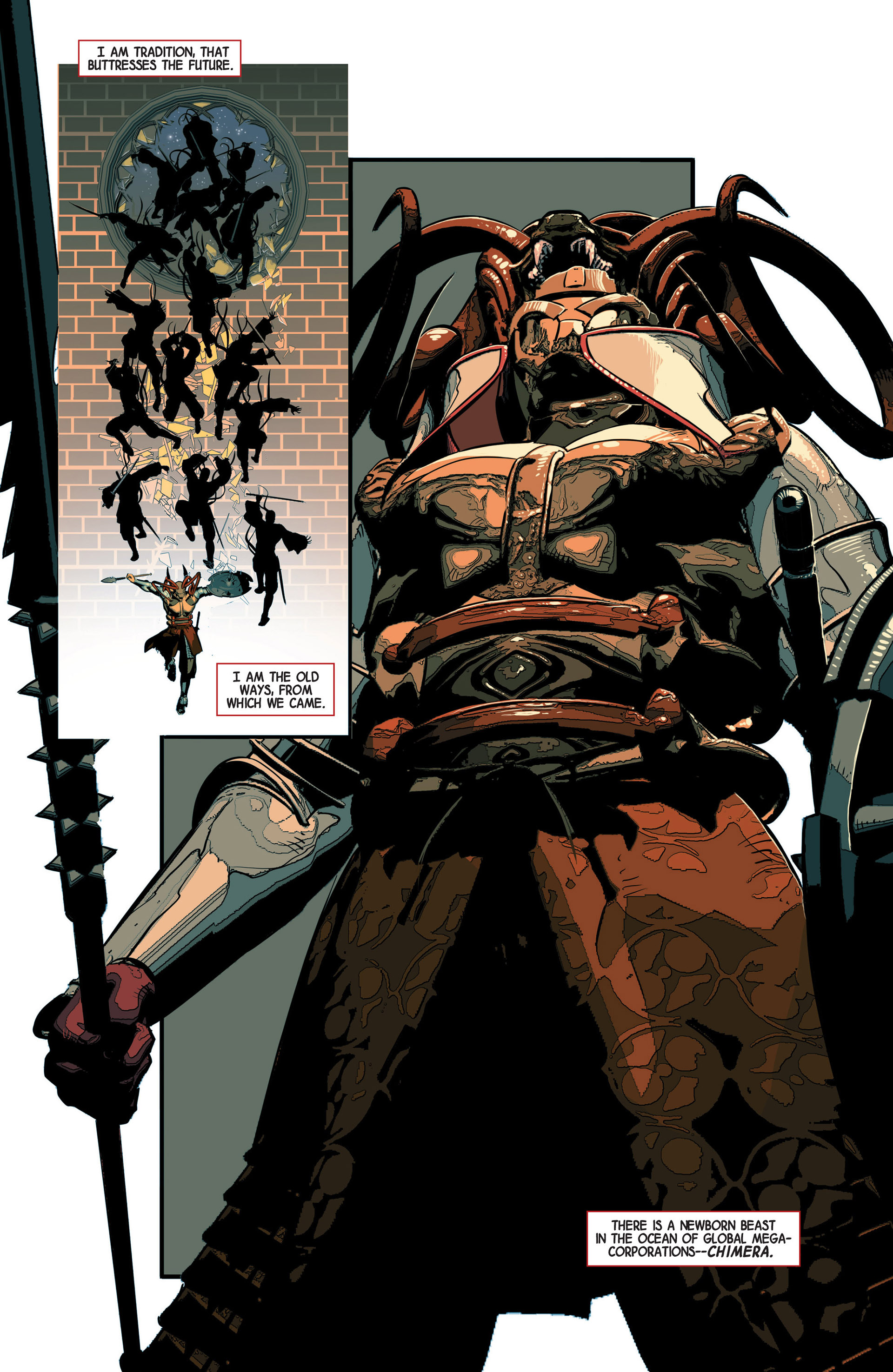 Read online Avengers (2013) comic -  Issue #11 - 8