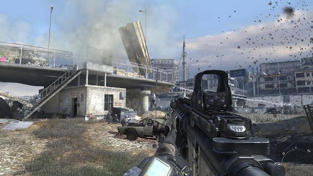 دابهزاندنی یاری Call of Duty MW2 لهگهڵ Multiplayer بۆ كۆمپیتهر
