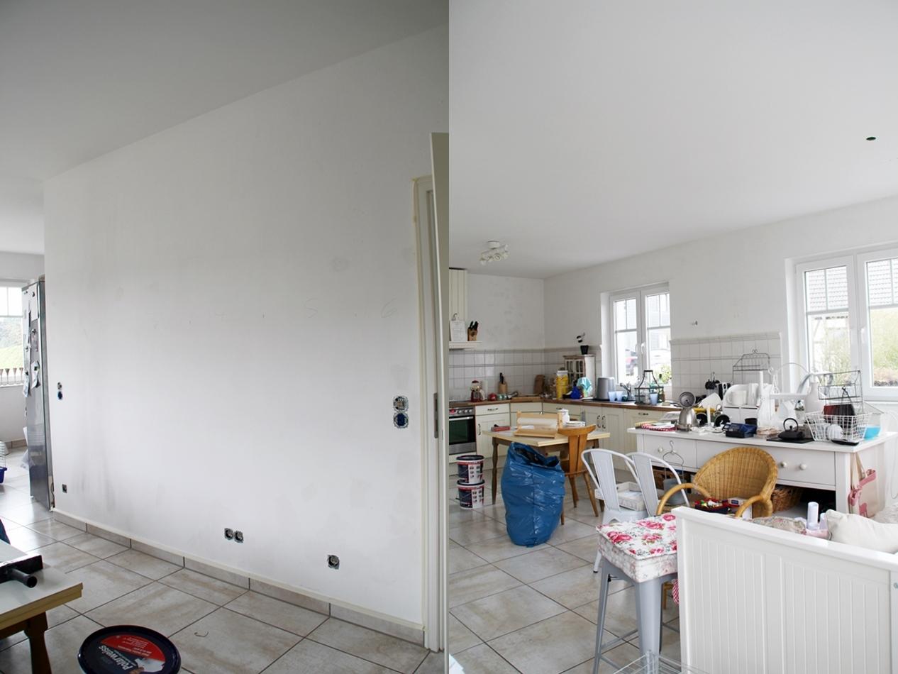 deko donnerstag vorher nachher renovierung k che lady. Black Bedroom Furniture Sets. Home Design Ideas