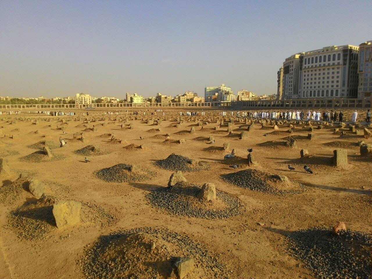 Perkuburan Baqi (Jannatul Baqi) | Kisah Nabi & Rasul